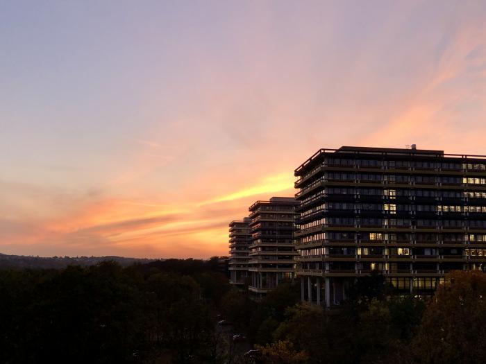 RUB at dusk - Foto di Francesco Caprioli