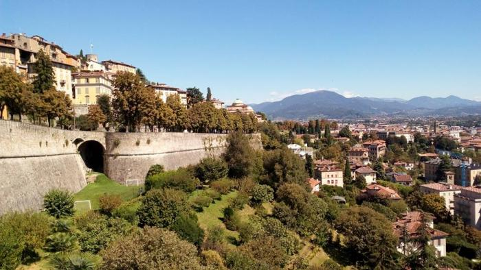 Mura a San Giacomo